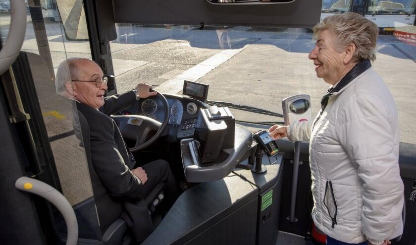 <p>De HTM gaat de drukte in bus en tram voorspellen met een speciale indicator.&nbsp;</p>