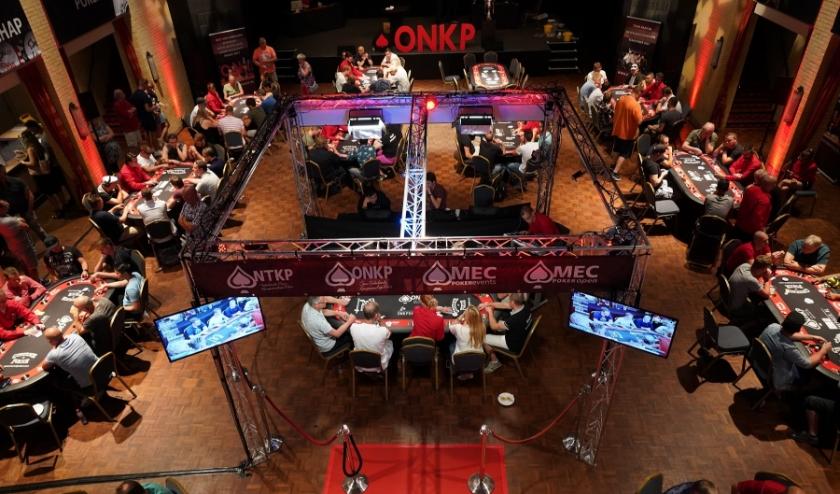 Finale Open Nederlands Kampioenschap Poker