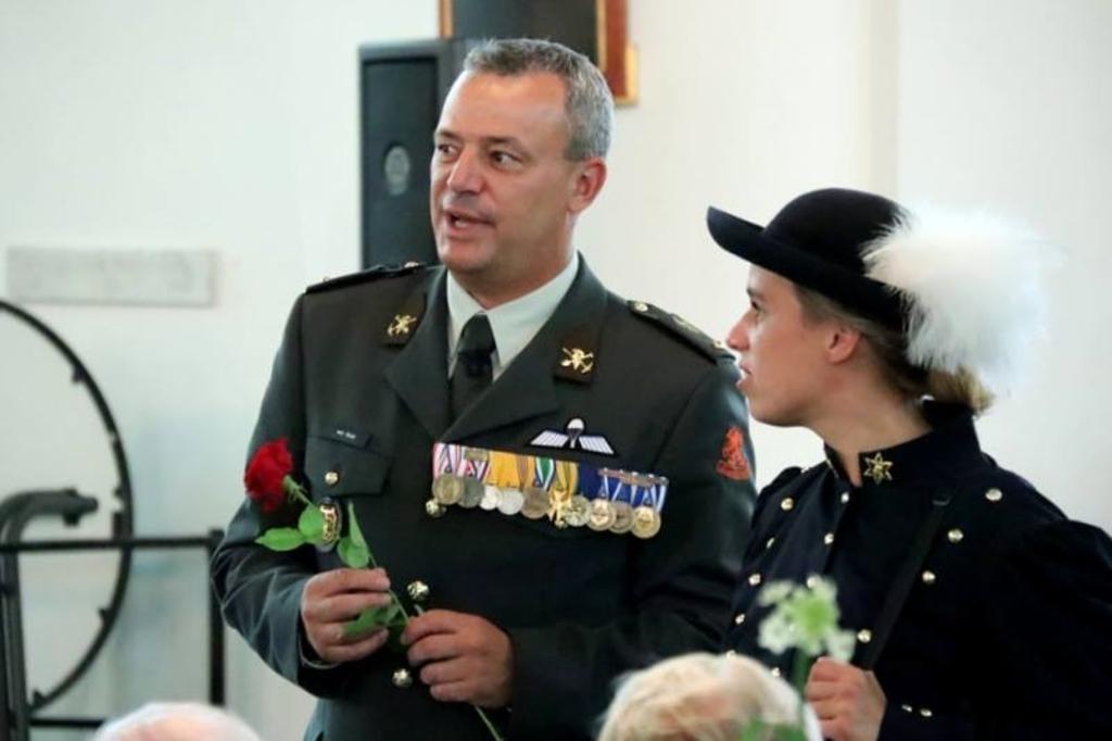 Archieffoto Veteranendag 2018. Foto: Paul Meuldijk © DPG Media