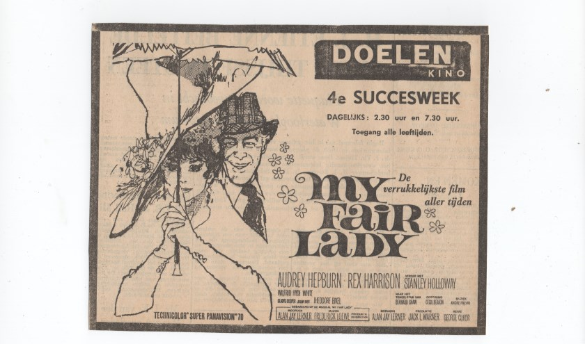 My Fair Lady in de Doelen Kino