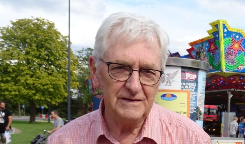 EHBO'er Martin Jansen, 'de man die altijd net een stapje verder ging'.