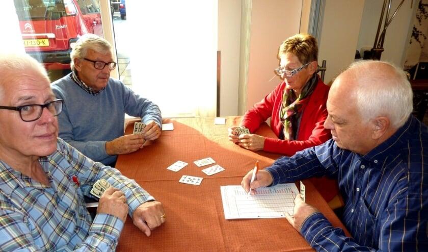 <p>Met z&#39;n vieren aan tafel, maar toch speelt ieder voor zich. Bostonbridge is een makkelijk te leren kaartspel, waarbij veel mensen een hoop lol en gezelligheid ervaren.</p>