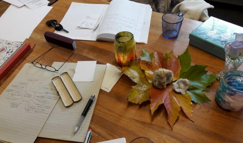 <p>Zondag 25 oktober is er een herfstschrijfworkshop in Bibliotheek Waalre.</p>