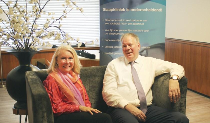 De samenwerking is ontstaan nadat Elfi van der Valk, bestuurder van Van der Valk Vitaal, in gesprek raakte met de directeur van Vermoeidheidkliniek, Pierre de Roy.