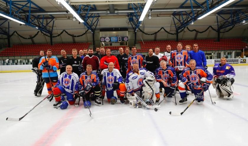 Na eerder competitie te hebben gespeeld, is Gerard nu lid van het funteam van De Kemphanen in Eindhoven. FOTO: Bert Jansen.