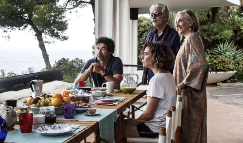 Een scene uit de Italiaanse film 'Croce e Delizia' (2019), die op 7 juli wordt vertoond in het Trefcentrum.