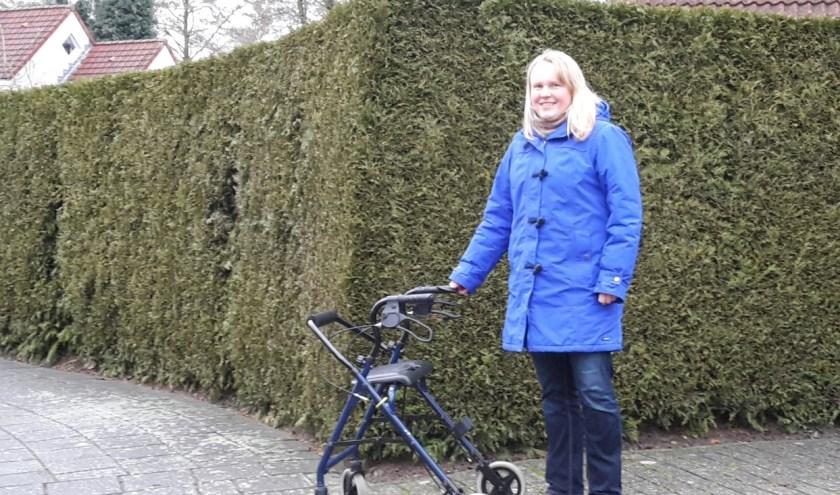 """Susanne van den Beukel: """"Achter het kille percentage van 47 procent eenzame 65+'ers staan individuele personen die zeer eenzaam zijn."""