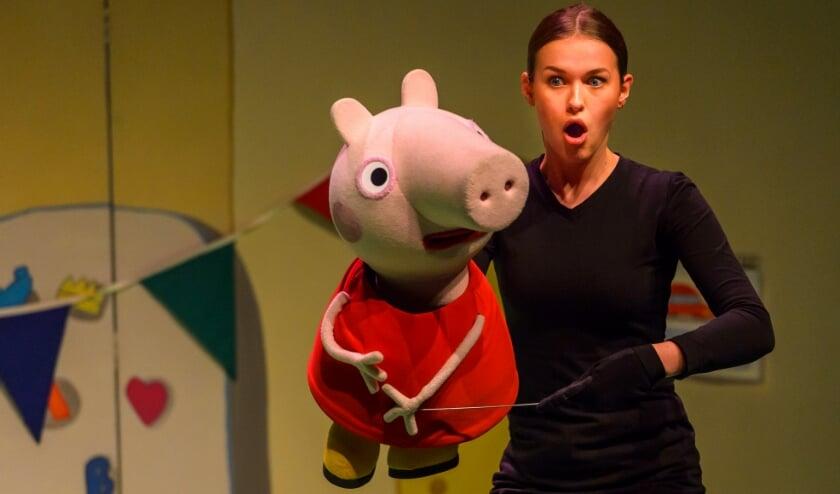 Varkentje Peppa Pig keert met al haar vriendjes terug in het Isala.