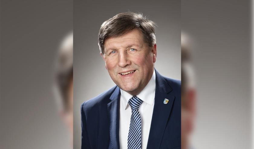 Euregio-voorzitter Ulrich Francken