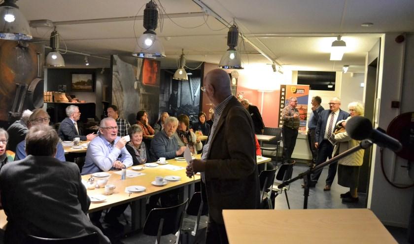 Vorig jaar maakten de nieuwe inwoners van Rijssen kennis met hun nieuwe woonplaats op een gezellige avond in het Rijssens Museum.