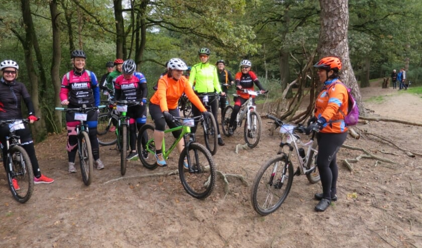Plezier en sport komen samen bij Ruiten Drie. (Foto: Koos Visser)