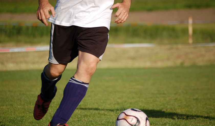 Het team speelt zaterdag 19 oktober thuis tegen SVD Barneveld. (Foto ter illustratie)