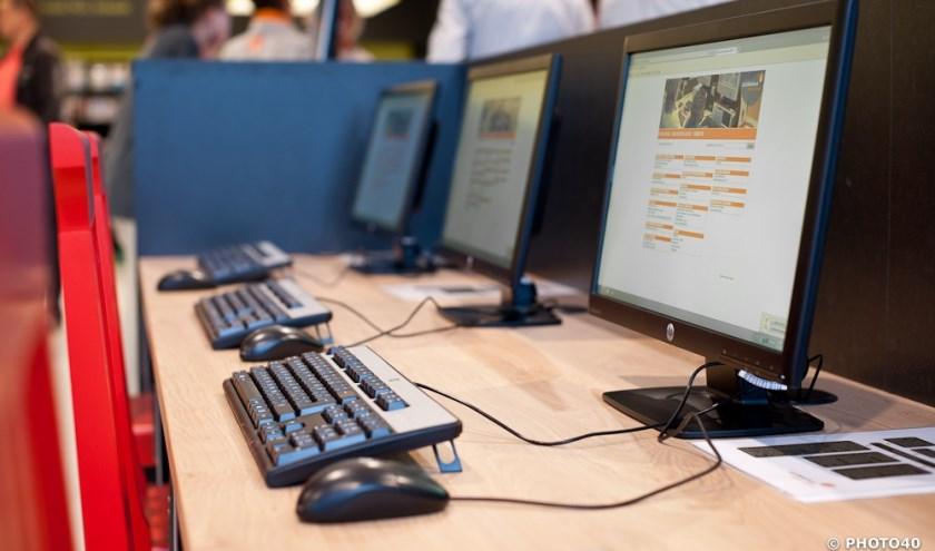 Computers bibliotheek