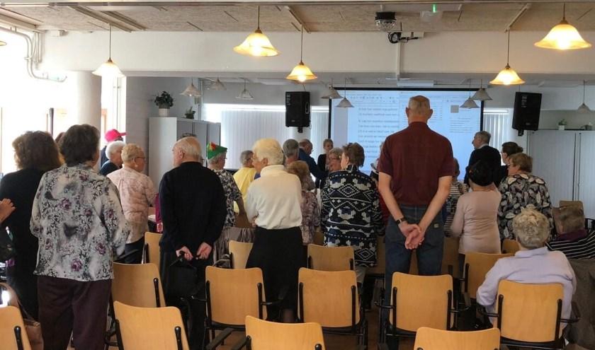 Het Opgaveteam Schenkel heeft op 20 december de volgende bijeenkomst voor ouderen. Foto: PR