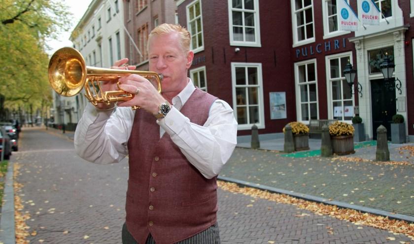 Jerry Steyger vindt dat Den Haag nog veel potentie heeft als uitgaansstad. (Foto: Peter van Zetten).