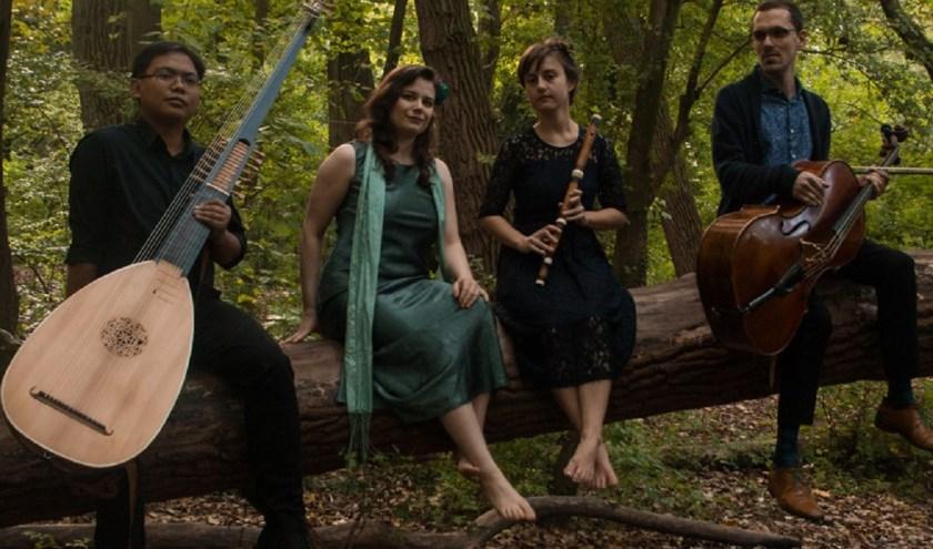 Het ensemble Nymphes en Monstres brengt muziek van Campra en Monteclair.