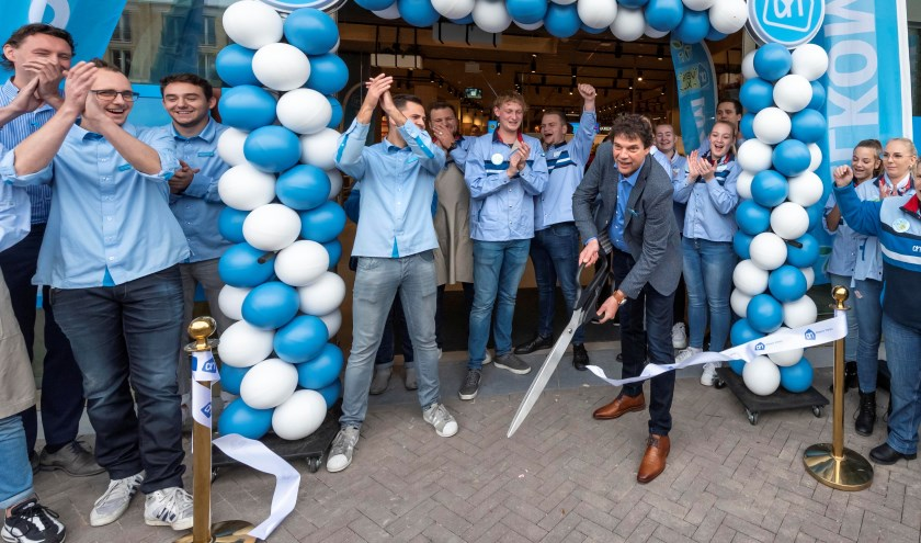 Feestelijke opening nieuwe Albert Heijn Anklaar. Foto: Albert Heijn/Ruben Schipper.
