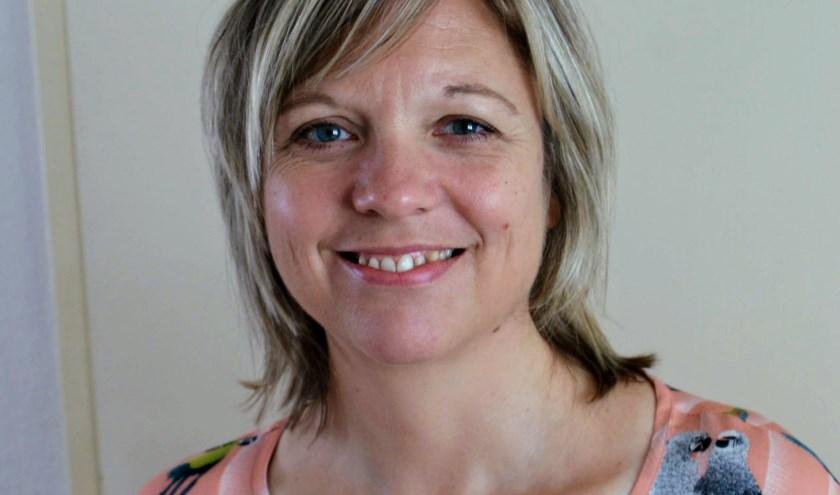 Organisator en begeleider Debbie Heijne van de Levende Sollicitatiegids.