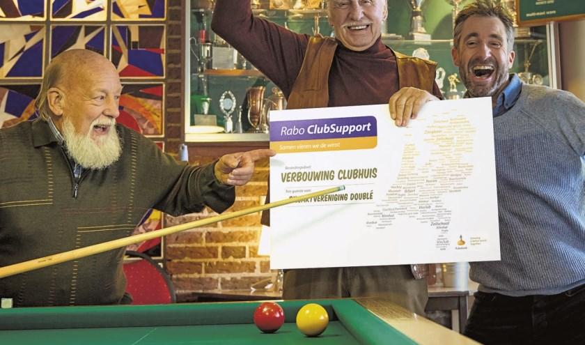 Rabobank Regio Eindhoven (incl. Veldhoven), keert via Rabo ClubSupport 400.000 euro uit aan het verenigingsleven.
