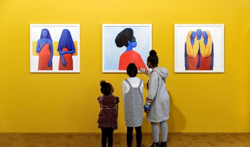<p><br> Tentoonstelling Modest Fashion (2019/2020) in het Stedelijk Museum Schiedam. (Foto: Aad Hoogendoorn)&nbsp;</p>