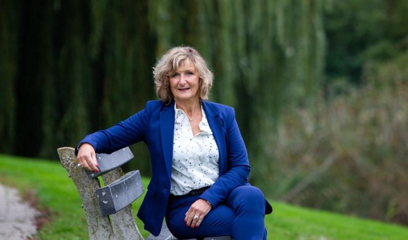 """Karin Bouwmeister: """"Met DOED wil ik op een positieve en gelijkwaardige wijze de belangen behartigen van de inwoners van de gemeente Duiven."""""""