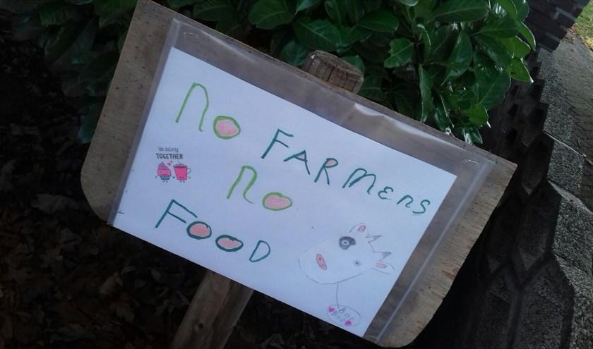 No Farmers? No Food !