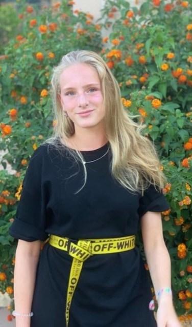 Emma Neijnens kijkt enorm uit naar de reis naar Zuid-Afrika: ''Spannend wordt het denk ik pas op het vliegveld''