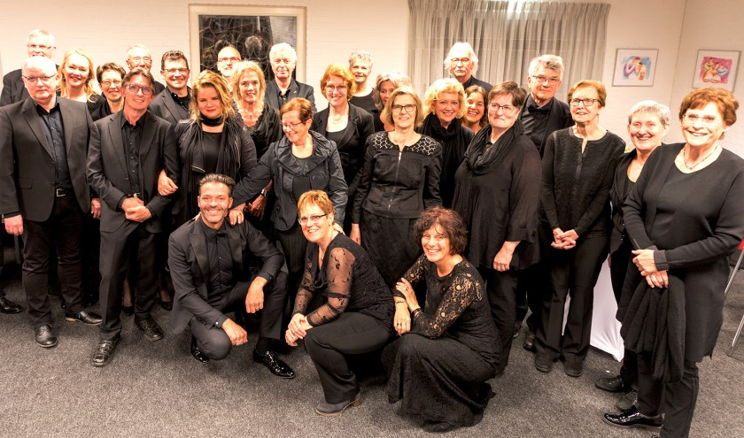 Kijk op www.kempischkamerkoor.nl voor meer informatie over het koor. FOTO: Carola van Doorn.