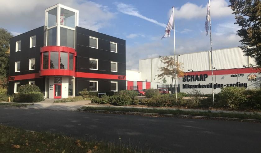 bedrijfspand  Schaap hanzeweg 50 Deventer