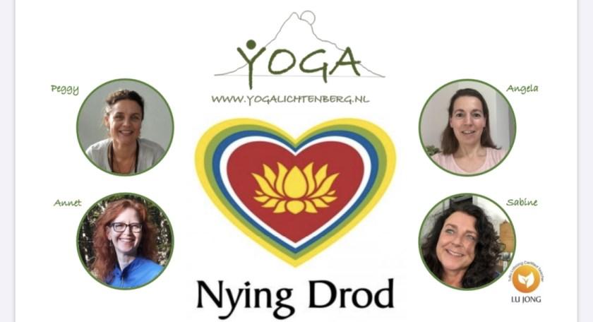 Docenten van Yoga Licht&Berg.