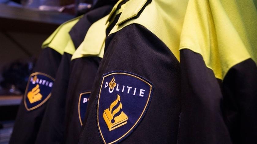 Politielogo. Foto: PR Politie