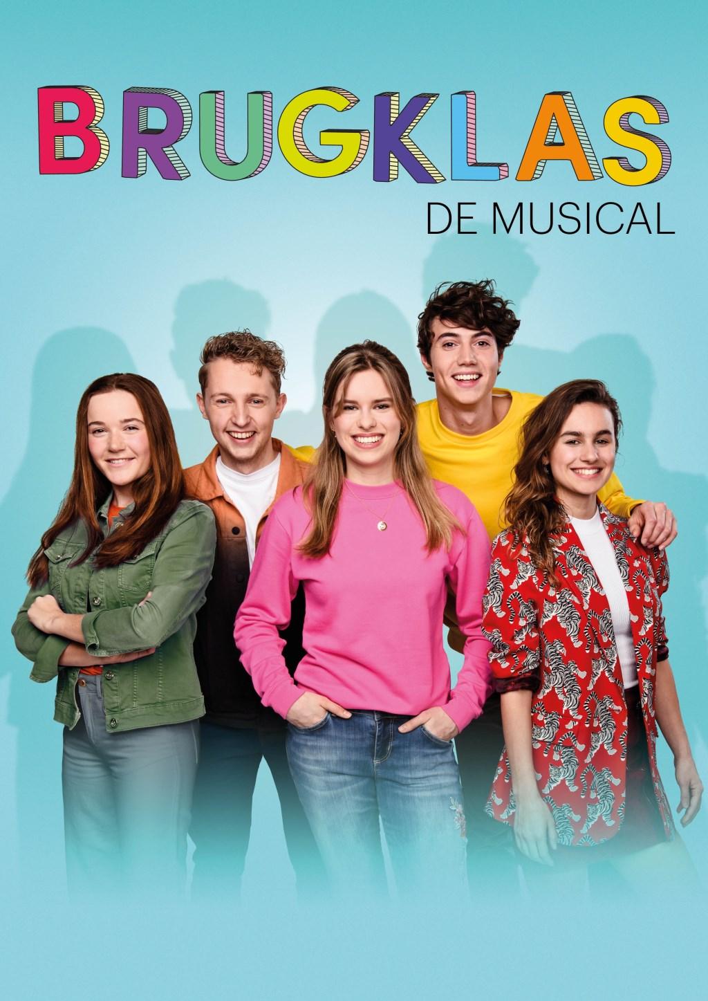 Brugklas de Musical is 19 oktober. FOTO ANNEMIEKE VAN DER TOGT Foto: Annemieke van der Togt © DPG Media