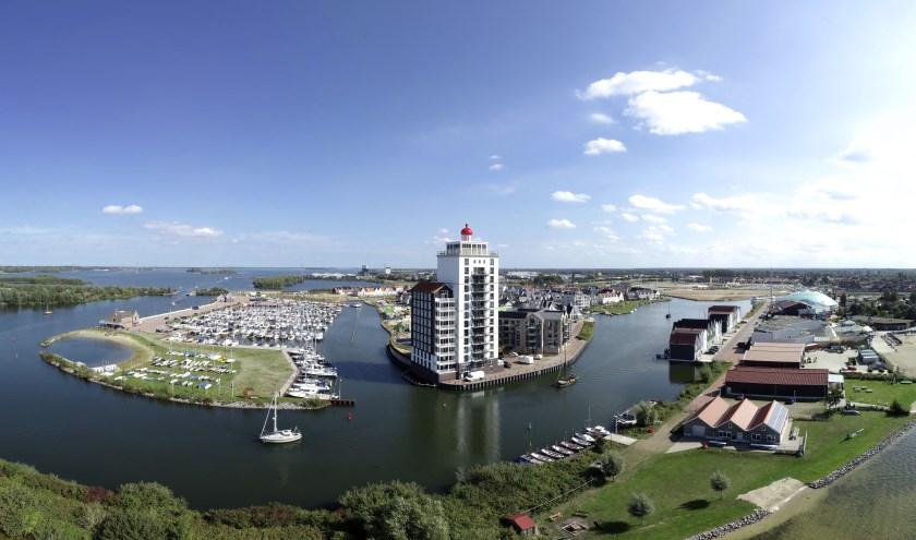 Waterfront Harderwijk. Foto: Hans Oordt