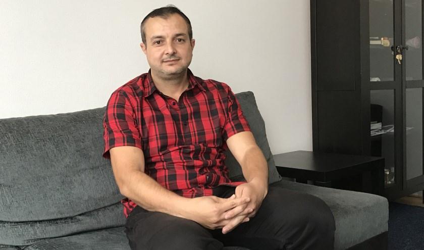 Ahmad kwam twee jaar terug uit Syrië naar Nederland en is lovend over het Taalcafé