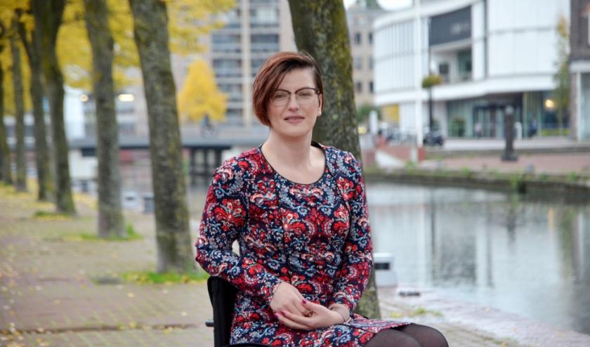 Debby Teunis is veerkrachtontwikkelaar bij With You Coaching. Donderdag 28 mei geeft ze een online workshop bij ONE Twente. Foto: Susan Rekers