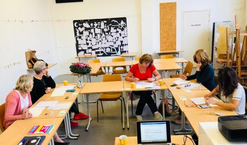 Het eerste schrijffestival van Vlaardingen is ook toegankelijk voor doven en slechthorenden! (Foto: De Schrijfschool)