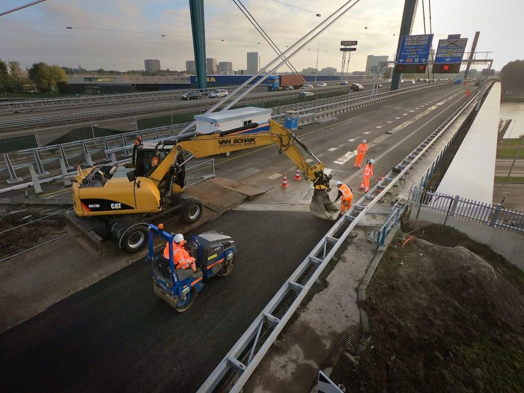 Foto: © Ton Borsboom i.o.v. Rijkswaterstaat Foto: COPYRIGHT TON BORSBOOM / RIJKSWATERSTAAT © DPG Media