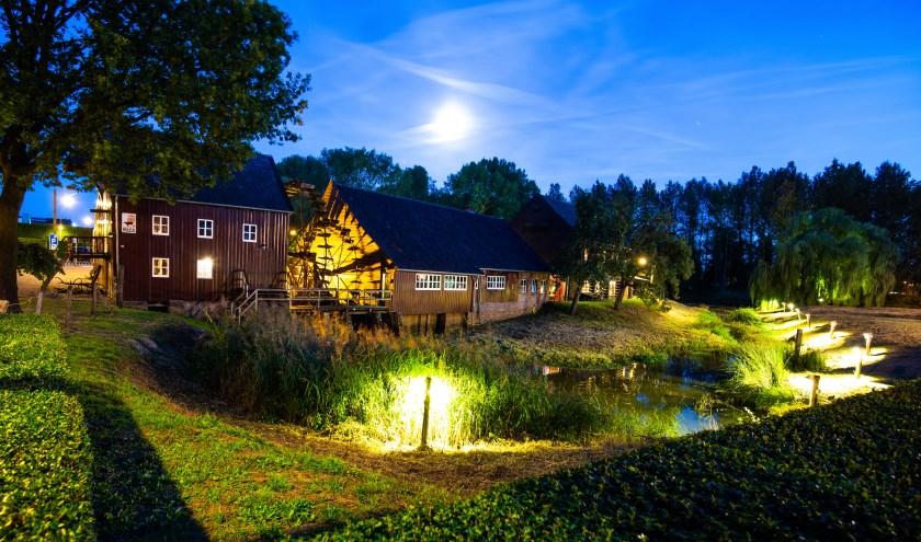De Opwettense Watermolen is een van de vele plekken die Vincent van Gogh schilderde. FOTO VisitBrabant