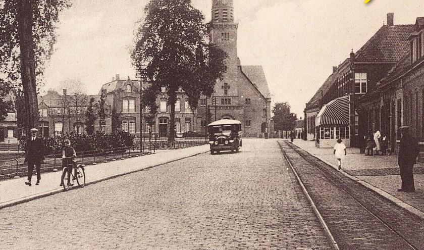 Bij de naam van het stadsdeel Korvel denken we al snel aan de Korvelseweg, het Korvelplein ende karakteristieke kerktoren.