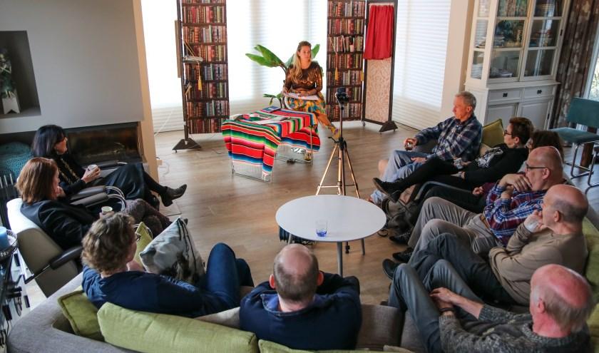 Een optreden tijdens Gluren bij de Buren Zoetermeer 2019