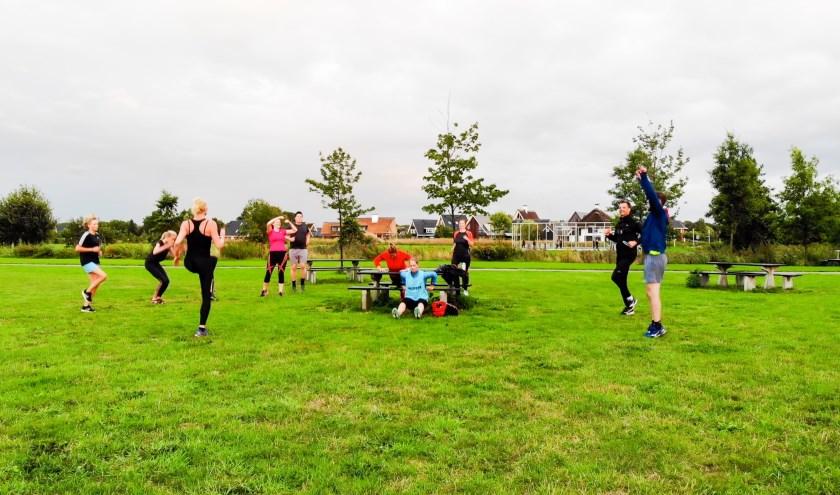 Nieuwe groepsles Outdoor Fit van Fysiotherapie Noordhuis in Zuidbroek
