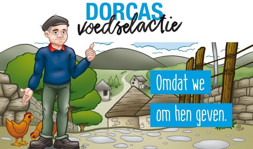 Dorcas voedselactie