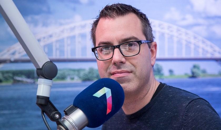 Radiodj Maurice de Mandt van RN7.