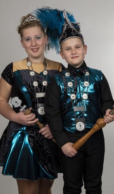 Prins Stijn den Urste en Prinses Mandy