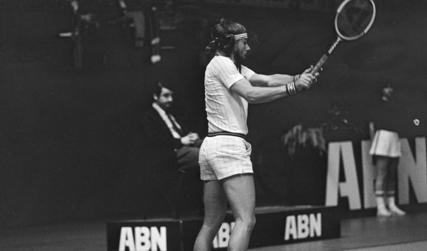 Op de tennisbaan liet Borg nauwelijks emoties zien, waardoor hij meerdere bijnamen kreeg zoals: Mr. Cool, Iceman en Icebor.