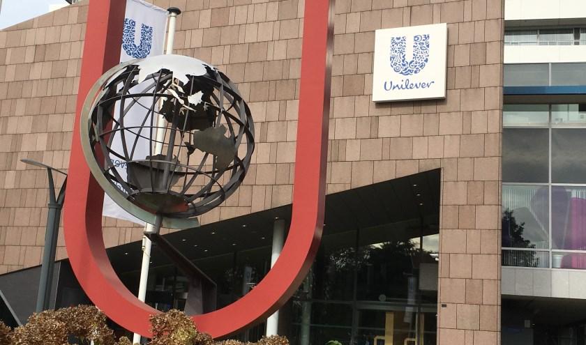 Het concept-masterplan voor dit Unileverterrein is inmiddels gereed.