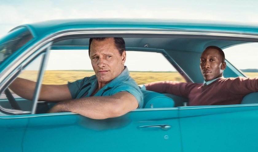 Mahershala Ali en Viggo Mortensen schitteren in de hartverwarmende roadmovie 'Green book'.