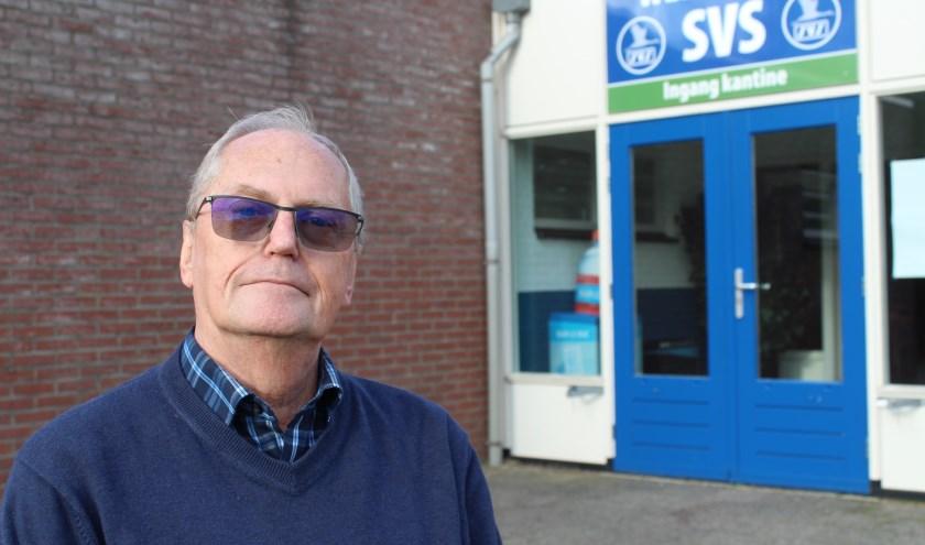 Hans van Venrooij: na zo'n 45 jaar bij SVS tijd om wat rustiger aan te doen