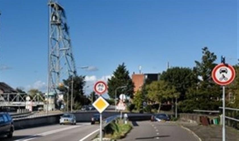 De brug in Boskoop