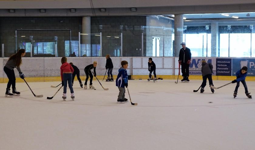 schaatsen in Dordrecht